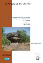 Carte morphopédologique intéractive de la République de Guinée
