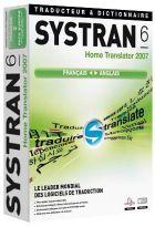 Systran 6 home translator 2007 - Français/anglais