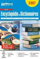Encyclopédie et dictionnaires - Edition intégrale 2007