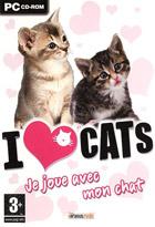 I love cats - Je joue avec mon chat