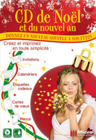 CD de Noël et Nouvel An