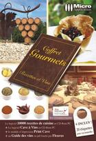 Coffret Gourmets - Recettes et vins
