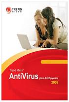 Trend micro anti-virus + anti spyware 2008 - 2 ans - 3 PC