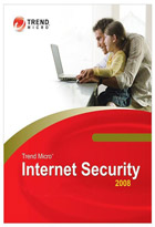 Trend micro Internet security 2008 - 2 ans - 3 PC