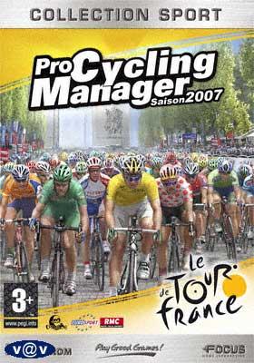 Pro Cycling Manager - Saison 2007 (Le Tour de France) - Silver (Collection sport)