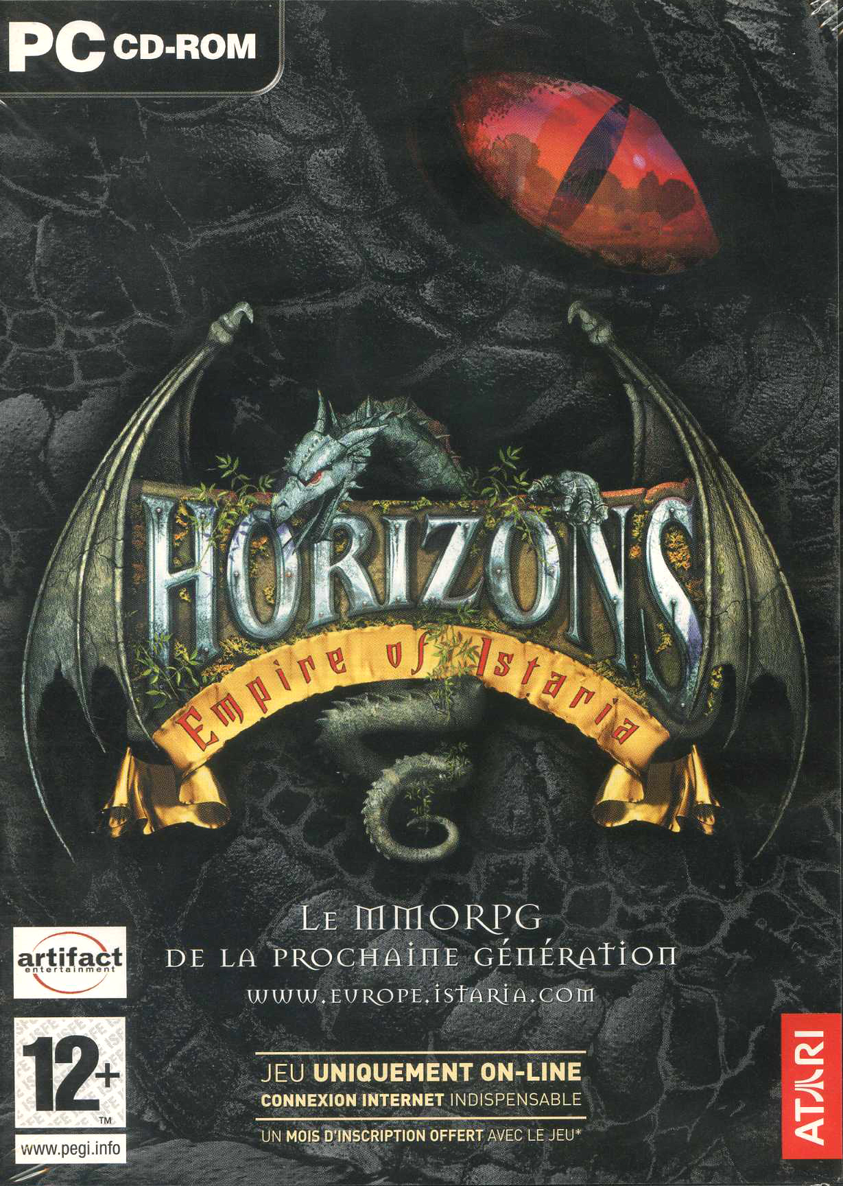 Horizons : empire of Istaria
