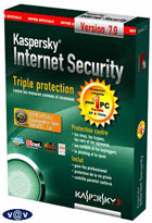 Kaspersky Internet Security 7.0 - 1 poste