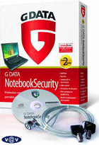 G-DATA - Notebook security