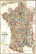 Atlas de la France et ses Colonies - 2 à 4 postes