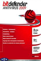 Bitdefender Antivirus 2009 - 3 postes