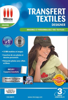 Transfert Textiles Designer