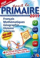 Tout le primaire 2011 - Monoposte
