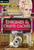 Enigmes & objets cach�s - Le destin de Marie-Antoinette