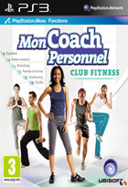 jaquette CD-rom Mon Coach personnel - Club Fitness - PS3