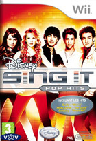 Disney sing it - Pop hits (sans micro) - Wii