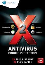 Antivirus double protection
