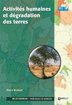 Activités humaines et dégradation des terres