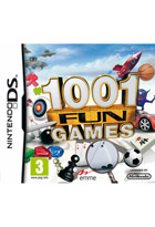 1001 Fun Games - Nintendo DS