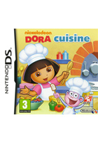 Dora l'exploratrice - Dora's Cooking Club - Nintendo DS