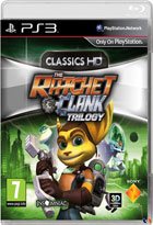 The Ratchet & Clank Trilogy - Classics HD - PS3