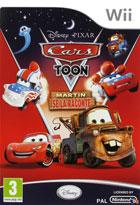 Cars Toon - Martin se la raconte - Wii