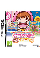 Cooking Mama World Combo pack vol. 1 - Nintendo DS