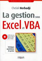 Gestion sous Excel et VBA (LA)