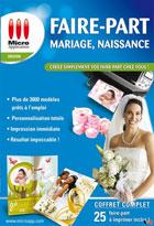 Faire-part - Mariage, naissance