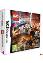 jaquette CD-rom LEGO - Le Seigneur des Anneaux - Nintendo DS