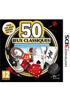 50 Jeux Classiques - Nintendo 3DS