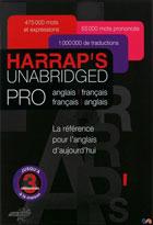 Harrap's Unabridged pro - 3 postes