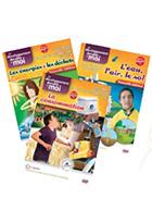 Pack 1 + 2 + 4 - L'Eau, l'air, le sol + Les Energies et les déchets + La Consommation