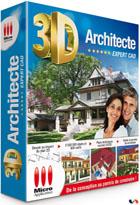 3D Architecte expert CAD v14