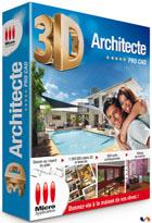 3D Architecte pro CAD v14