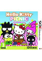 Hello Kitty Picnic with Sanrio Friends - Nintendo 3DS