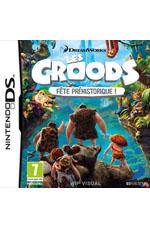 Croods (Les) -  Fête préhistorique ! - Nintendo DS