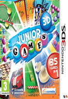 Junior Games 3D - Nintendo 3DS