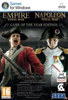 Empire : Total War + Napoleon : Total War - Game of the Year Edition - Just for Gamers -PC
