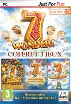 7 Wonders - Coffret 3 jeux - Just for Fun