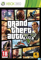 GTA V (Grand Theft Auto 5) - XBox 360