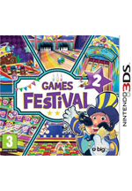 Games Festival 2 - 3DS