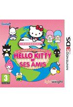 Tour du monde avec Hello Kitty et ses amis (Le) - 3DS