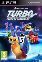 Turbo - �quipe de cascadeurs - PS3
