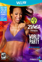 Zumba Fitness - World Party - Wii U
