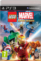 Lego Marvel - Super Heroes - PS3