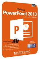 Maîtrisez Powerpoint 2013 - Edition 2013 et Office 365