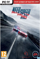 jaquette CD-rom Need for Speed - Rivals