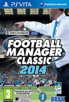 Football Manager Classic 2014 - Vita