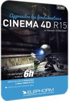 Apprendre les fondamentaux Cinema 4D R15 - Atelier créatif