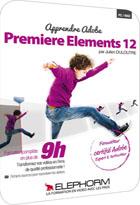 Apprendre Premiere Elements 12